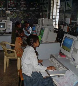 6-Children-study-math-and-language-skills-on-computers-in-Vadodara,-India