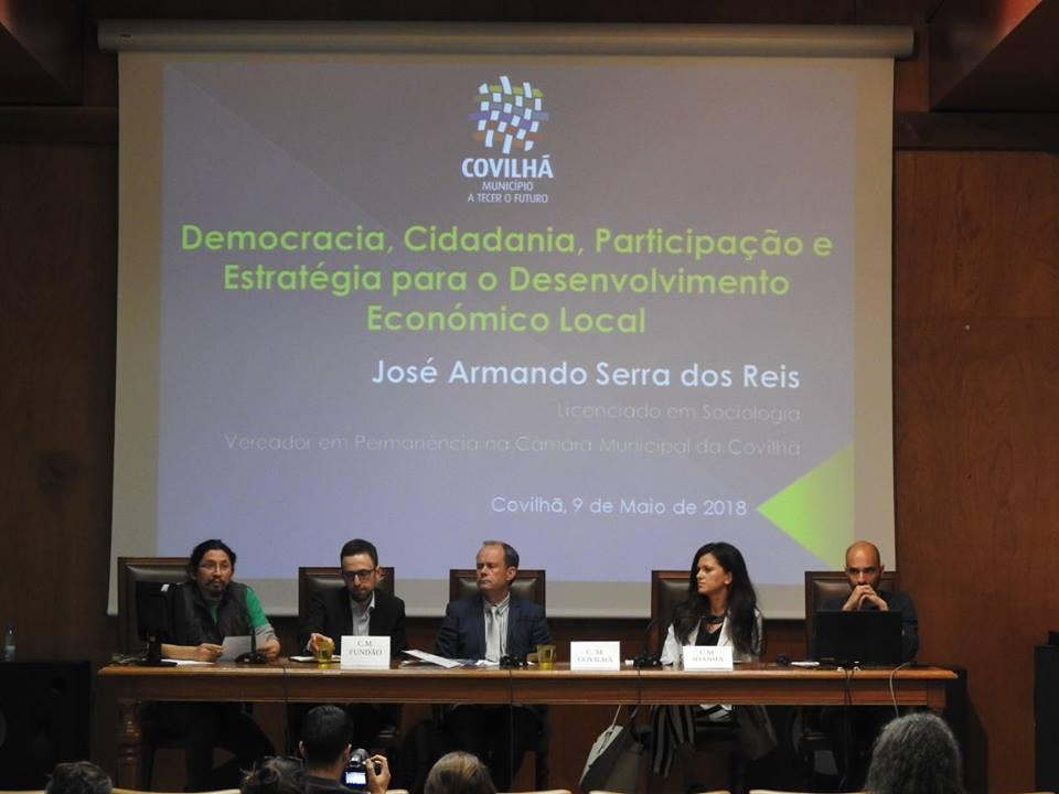 Conferência sobre estratégias para o desenvolvimento económico local – 2018