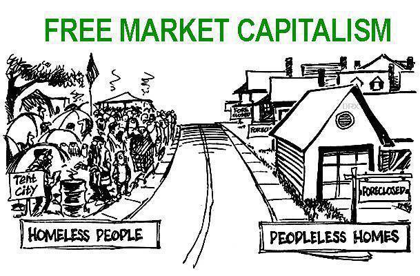 Economia planeada vs Economia de mercado